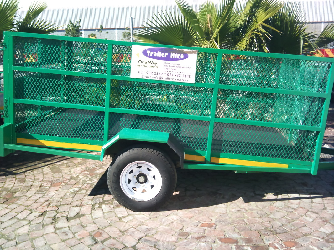 Brackenfell Trailer Hire Home